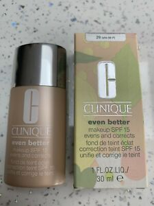 Clinique Even Better Makeup SPF15 Shade 29 Latte 30ml