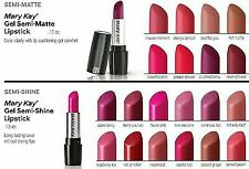 Mary Kay Gel Semi Matte & Semi Shine Lipstick-New In Box-U PICK SHADE: