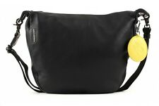 Mandarina Duck Mellow Leather crossover Bag bandolera bandolera Nero