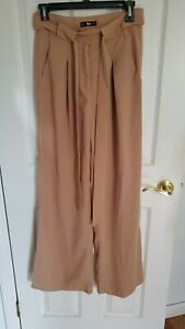 Shein Belted Pants