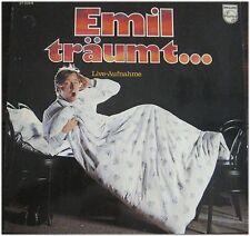 Emil Steinberger, Emil träumt...Live-Aufnahme, VG/VG+, LP (6399)