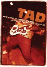 TAD - BUSTED CIRCUITS AND RINGING EARS   DVD NEW!