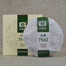 Dayi 7542 TAETEA Classic Pu Er 150g Menghai Pu-erh Tea Raw Cake 2013 Puer Shen