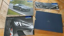 Brochure VIP MASERATI GRANTURISMO MC STRADALE 2014 : catalogue x 2 + étui  GER