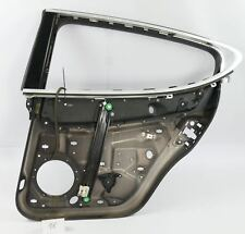 Porsche Panamera Turbo 2010 - Tür Türrahmen Rahmen Fenster hinten links