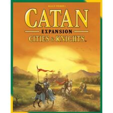 Catan 5th Edition Board Game Cities and Knights Expansion