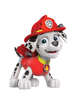 Paw Patrol Cardboard Cutout Characters Great for Children's Bedrooms & Parties