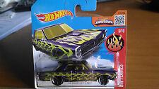 Auto MATTEL hot wheels DHX28 '65 Pontiac GTO / HW-Flammen 1/64