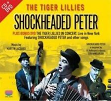 Shockheaded Peter And Other Songs 5051865370123 CD With DVD