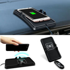 QI Travel Phone Wireless Car Charger Charging Dock Stand  For iphone/Samsung/htc