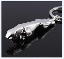 2016 new Jaguar Key Ring Chain New 3D Keychain New Fashion Cute Lover Gift