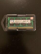 4GB  Samsung DDR3 1066 MHz PC3-8500S  2RX8 Apple MacBook, laptop RAM Memory.