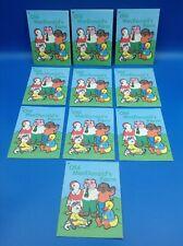 Abeka Old MacDonald Farm Little Owl Bk 1, K4 Preschool Readers, Set of 10
