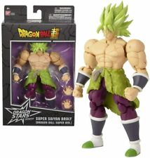 Dragon Ball Super - Figura de acción Deluxe (S.S. BROLY)
