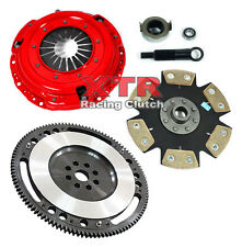 XTR STAGE 4 CLUTCH KIT & CHROMOLY FLYWHEEL for ACURA HONDA B16 B18 B20 HYDRO
