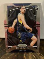 2019-20 Panini Prizm Goga Bitadze #264 Indiana Pacers Rookie Card RC