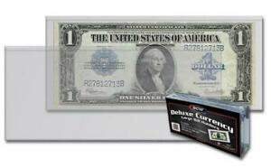 50 DELUXE CURRENCY HOLDER - LARGE BILL