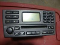 2001 2002 2003 2004 2005 2006 2007 2008 JAGUAR X TYPE CD PLAYER 1X43-18B876-CB