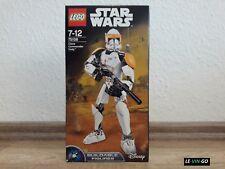 LEGO® Star Wars 75108 Clone Commander Cody™ NEU