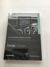 Mercedes-Benz Garmin Map Pilot pour Navigation Audio 20 CD-SD-Carte Europe 2018