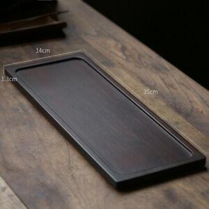 Bamboo Tea Tray Kung Fu Gongfu Tea Tray Serving Table Dry Tray 35CM*14CM
