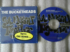 CD-THE BUCKETHEADS-GOT MYSELF TOGETHER-KENNY DOPE-BOMB-(CD SINGLE)-1996-2 TRACK