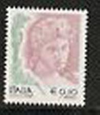 2004 DONNA DELL'ARTE 0,10 CENT SPA FONDO CHIARO MNH **