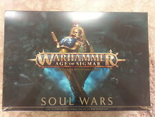 WARHAMMER AGE OF SIGMAR SOUL WARS STARTER CORE SET - NEW AND SEALED