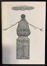 EDWARD GOREY - Le Melange Funeste - SIGNED & Numbered Ltd 1st Ed 1st Print 1981