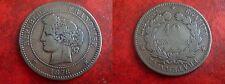 10 cent 1876 K - peu courant - (prix attractif)