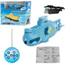 Mini U-Boot Ferngesteuert Schiff Speed Radio Boot Für Kinder Geschenk