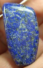 57.00ct  Afghanistan 100% Natural Tumbled Lapis Lazuli For Cabochon 11.40g 35mm