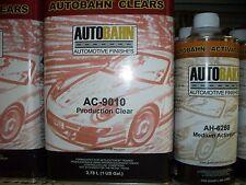 AC9010 Production Clear coat 5 Quart kit High Gloss Urethane ALL KANDY S WET WET