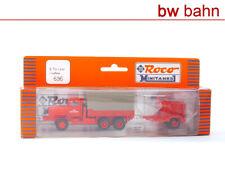 Roco Minitanks H0 636 GMC 5to Truck + Generator, US Fire Brigade,Fire Department