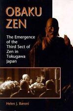 Obaku Zen (Paperback or Softback)