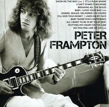 Peter Frampton - Icon [New CD]
