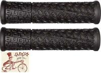 LIZARD SKINS MOAB SINGLE COMPOUND BLACK BICYCLE GRIPS