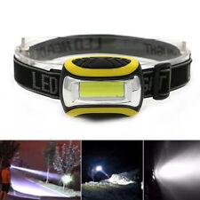 3 W linterna LED Aire libre Luz delantera Impermeable Luz De Cabeza Noche