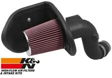 K&N COLD AIR INTAKE KIT HOLDEN COMMODORE ZB LFS LTG TURBO DIESEL 2.0L I4