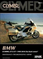 BMW K1200 K 1200 K1200GT K1200LT K1200RS GT LT RS CLYMER REPAIR MANUAL M501