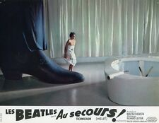 PAUL McCARTNEY THE BEATLES HELP! 1965 VINTAGE LOBBY CARD #7