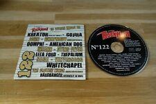 KREATOR - GOJIRA - JORN - RHAPSODY - OOMPH! - AMERICAN DOG - CD ROCK HARD 122