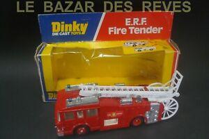 DINKY TOYS GB. Pompiers ERF. REF: 266. + Boite.
