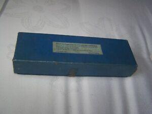 Vintage Original EMPTY Box EDL1 Repair Box Hornby Dublo Nigel Gresley?