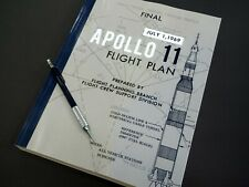 The Apollo 11 Flight Plan Book - Restored Paperback Edition - Kickstarter
