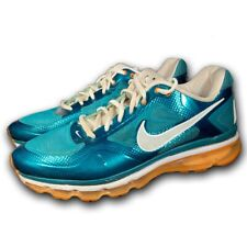 2012 Nike Air Trainer 1.3 Max Breathe Size 13 Miami Dolphins Green 512241-318