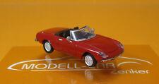 Brekina 29600 ALFA ROMEO Spider Fastback Rosso Corso rot Scale 1 87