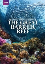 DAVID ATTENBOROUGH - GREAT BARRIER REEF (2016): NEW BBC Nature TV Series  DVD UK