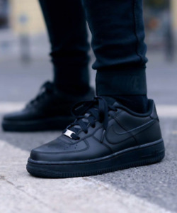 por supuesto Girar noche  Nike Air Force One Men's Leather Athletic Shoes for Sale   Authenticity  Guaranteed   eBay