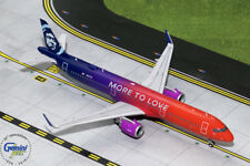 GEMINI JETS ALASKA AIRLINES MORE TO LOVE A321NEO 1:200  G2ASA739 IN STOCK